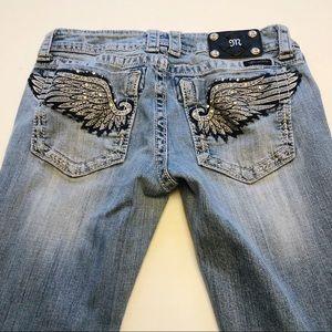 Miss Me Bling Denim Jeans